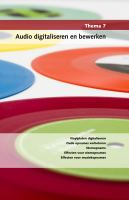 Audio digitaliseren en bewerken