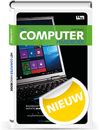 Het Computer handboek: Windows 10 / Office 2016